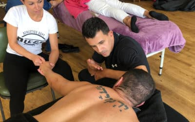 What is a Sports Massage Like?